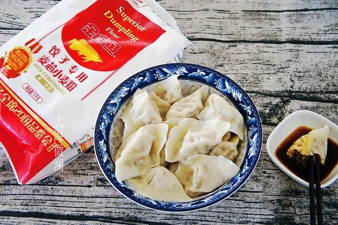 酸菜猪肉馅饺子怎么煮