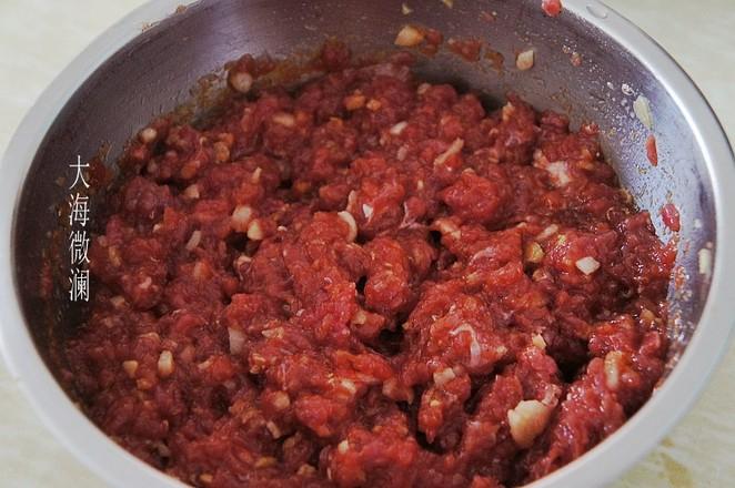 牛肉芹菜馅蒸饺的家常做法