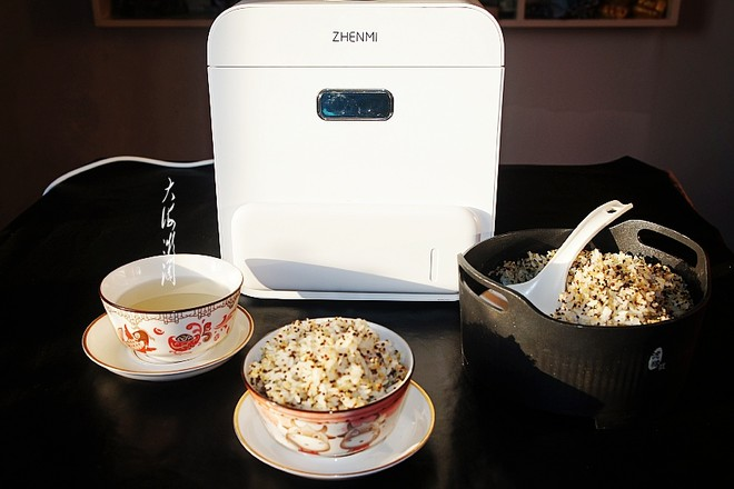 三色藜麦米饭怎么煮
