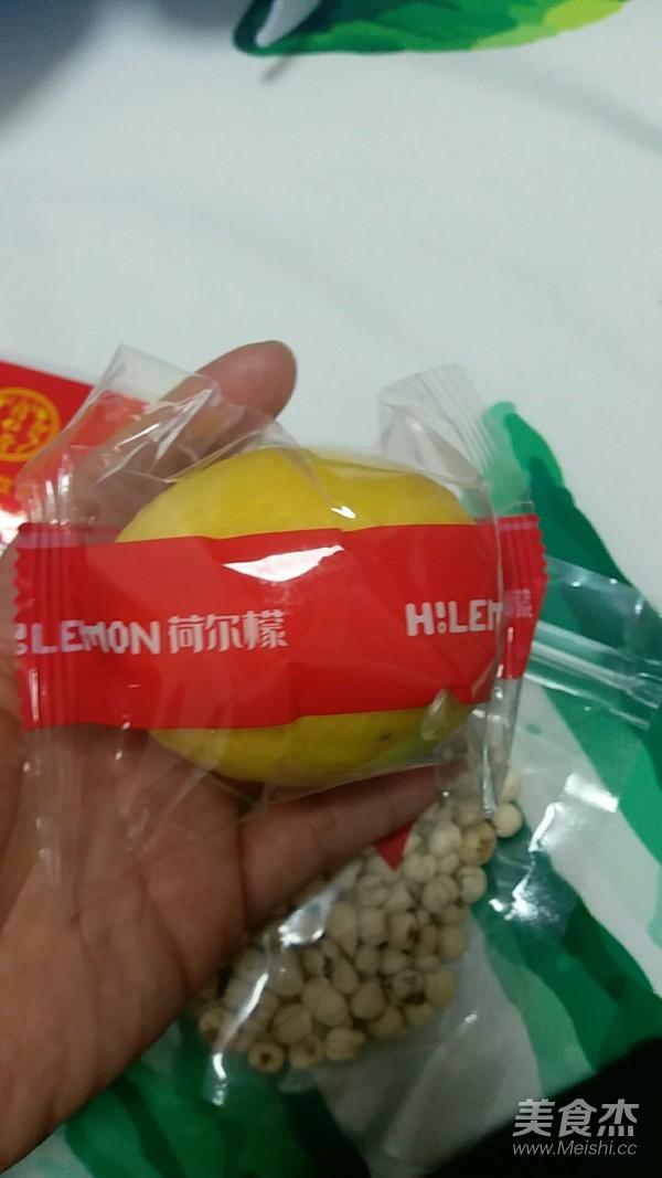 川贝陈皮柠檬膏的做法大全