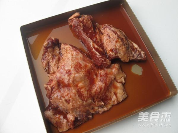 广式蜜汁叉烧的做法图解