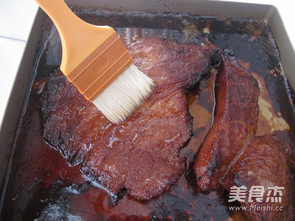 广式蜜汁叉烧怎么吃