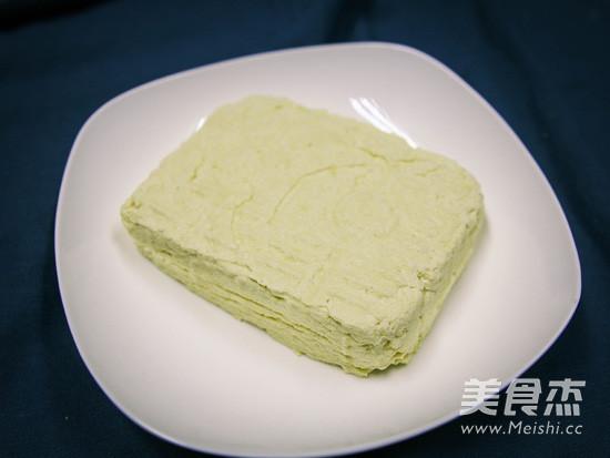 自制豆腐的制作方法