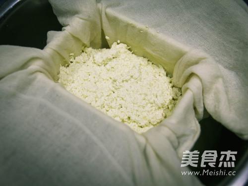 豆浆机版自制豆腐怎样煸