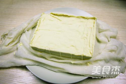 豆浆机版自制豆腐怎样煮