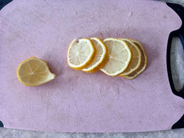 柠檬水果甜汤的做法图解