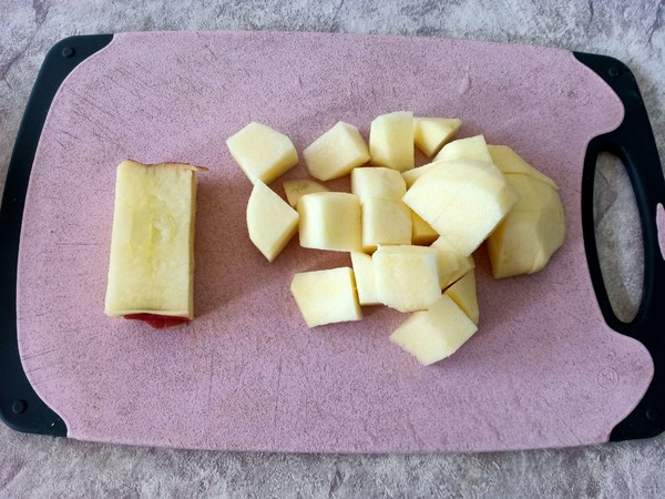 柠檬水果甜汤的家常做法