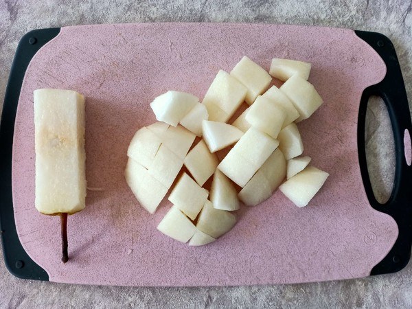 柠檬水果甜汤的简单做法