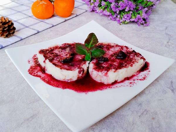 蓝莓山药怎么煮