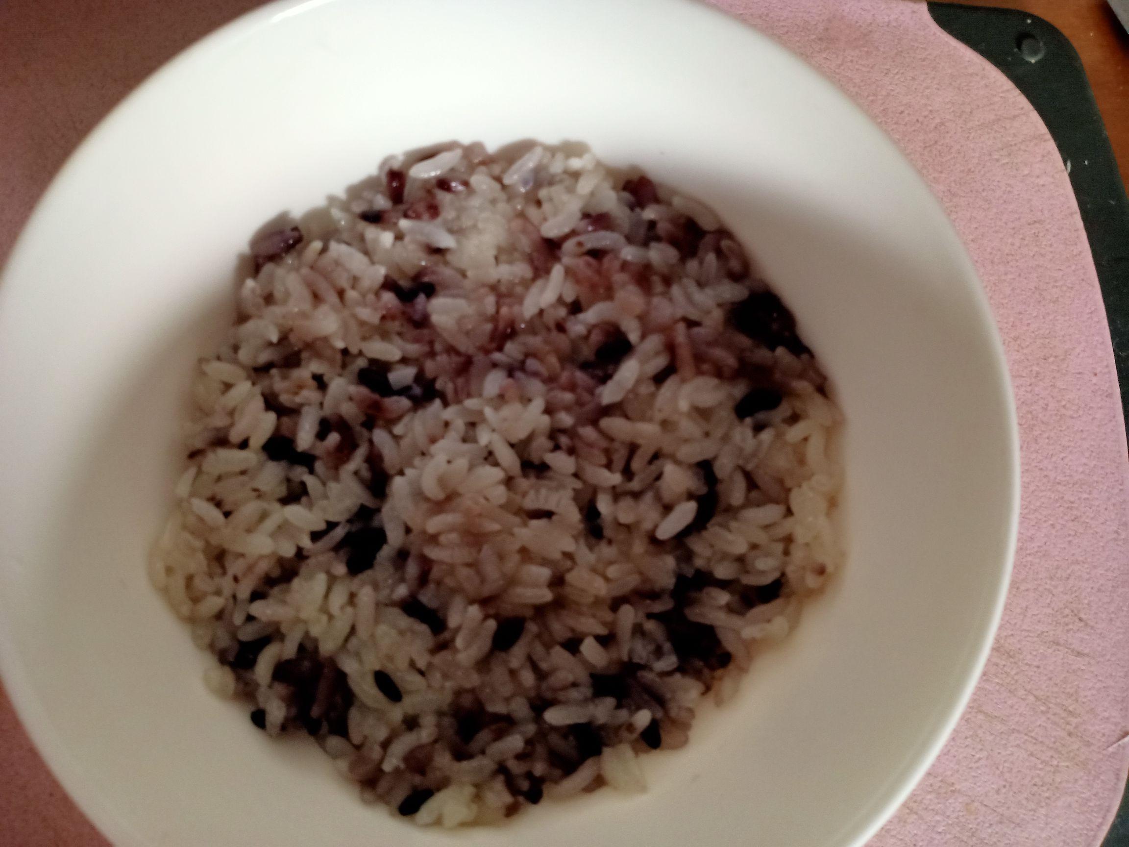 红糖糯米饭怎么炒