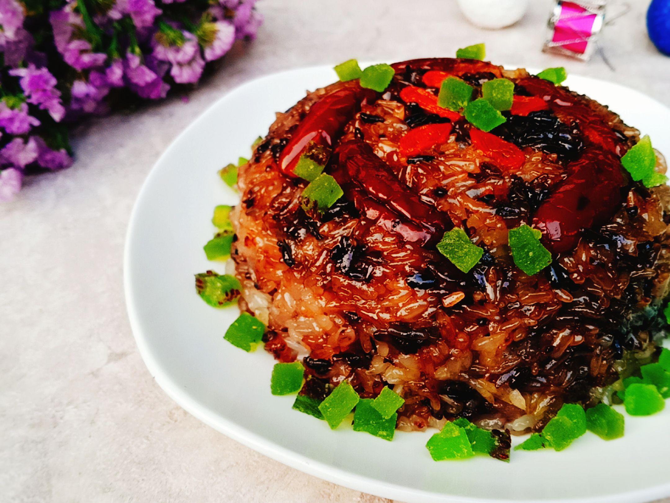 红糖糯米饭怎样煮
