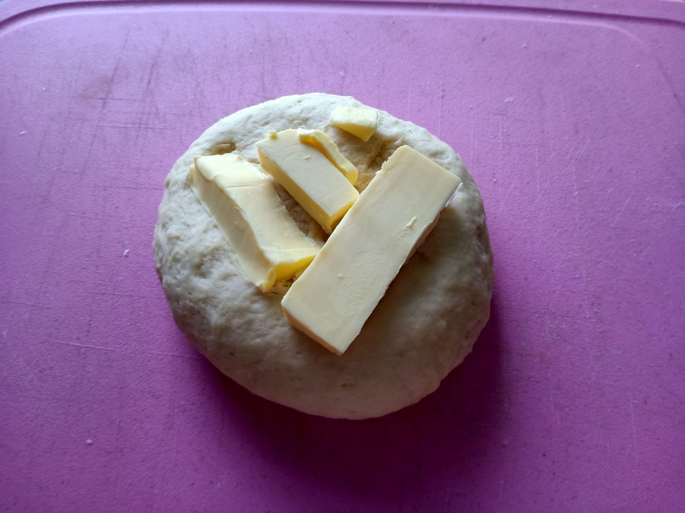 椰蓉面包的做法图解