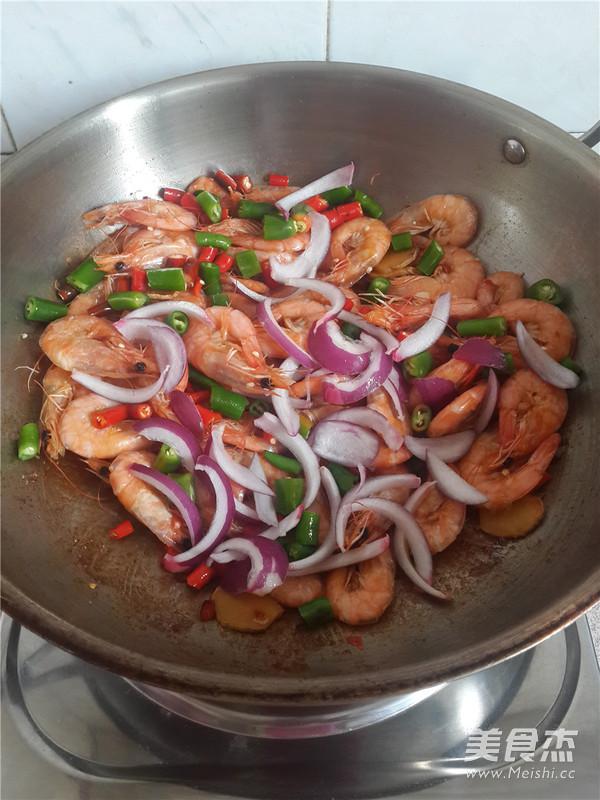 香辣虾怎么煮