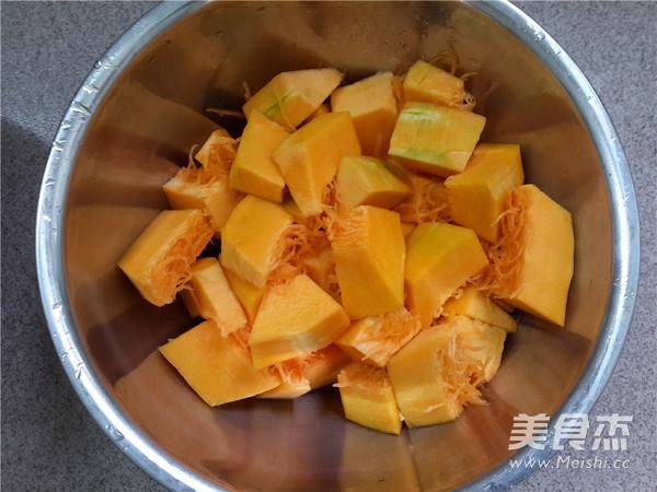 酱油南瓜饭的做法大全