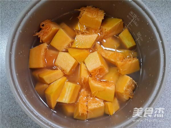 酱油南瓜饭的家常做法
