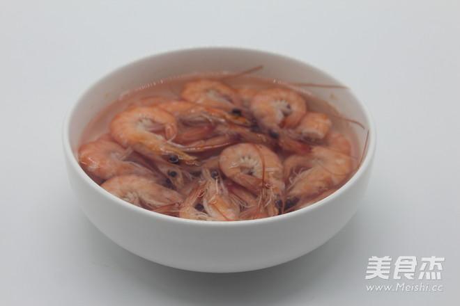 盐水虾的步骤