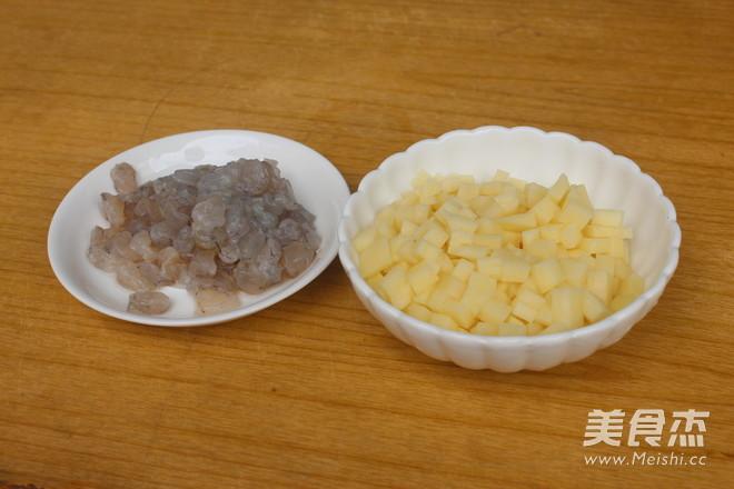 土豆虾仁焖饭的做法大全