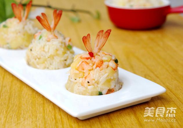 土豆虾仁焖饭怎么煮