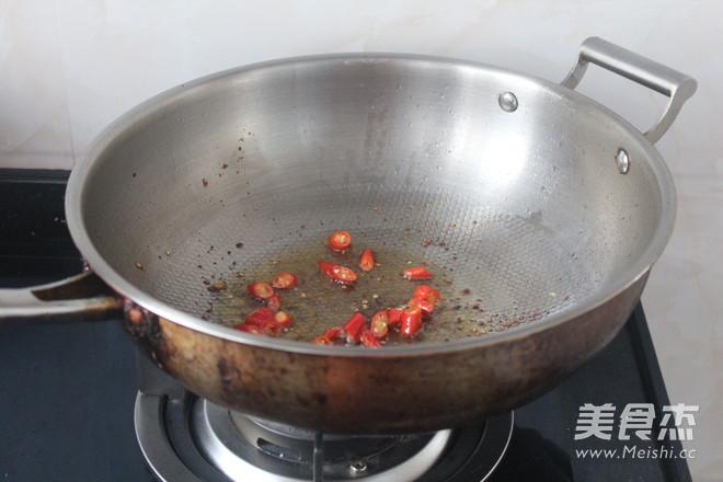 少油版洋葱茄子的做法图解