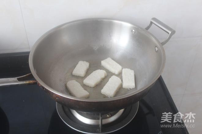 红糖糍粑怎么煮
