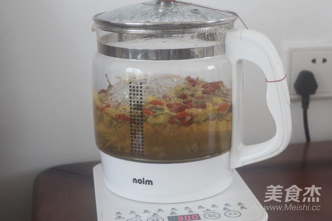 菊花茶怎么吃