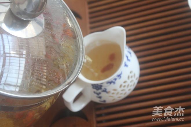 菊花茶怎么炒
