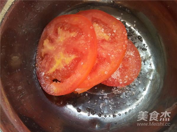 糖渍西红柿的简单做法