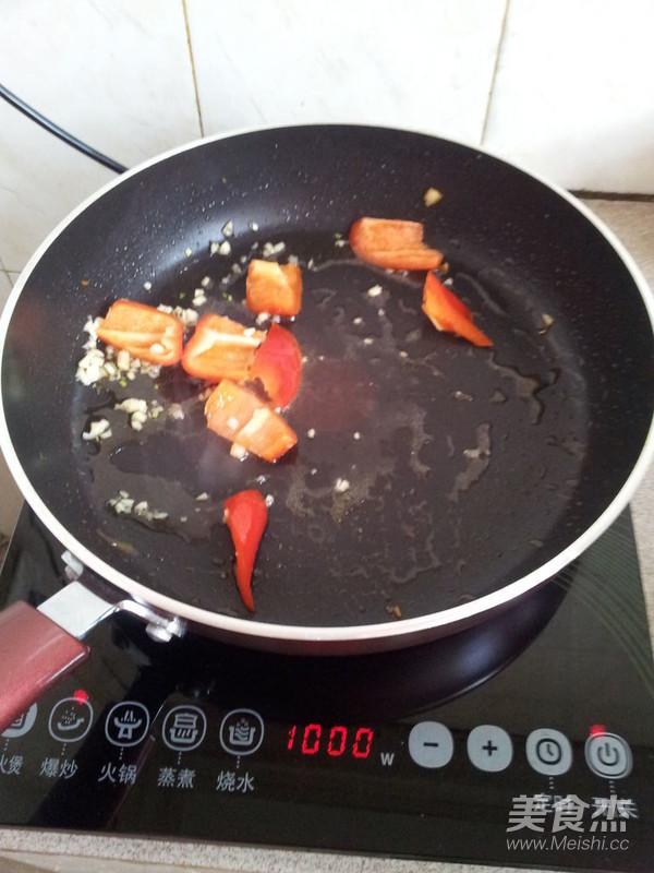红椒炒扁豆怎么吃