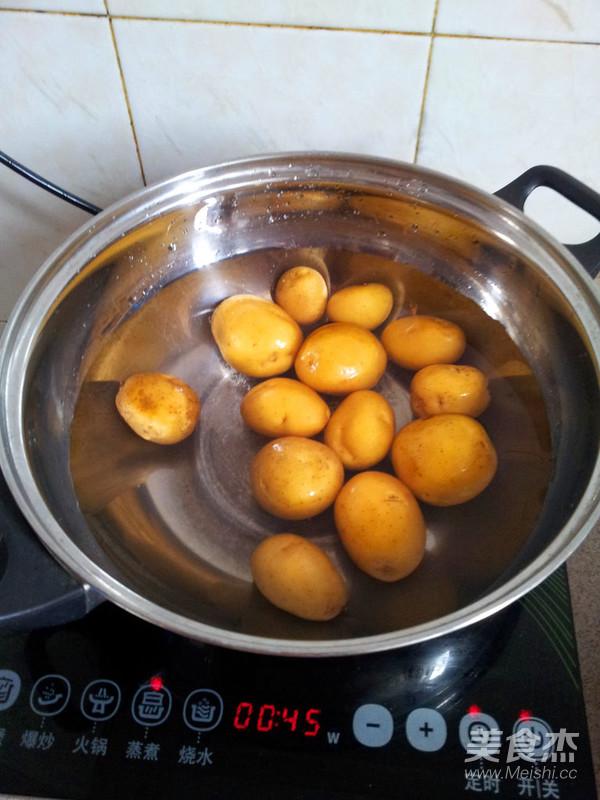 香煎小土豆的做法图解