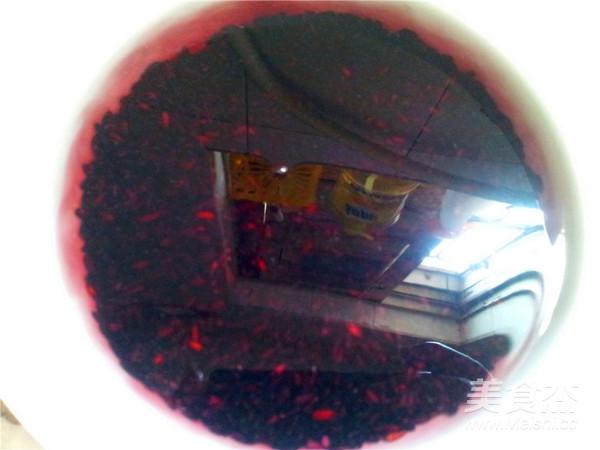 黑米红枣粥的做法图解