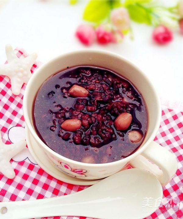 黑米红枣粥怎么吃