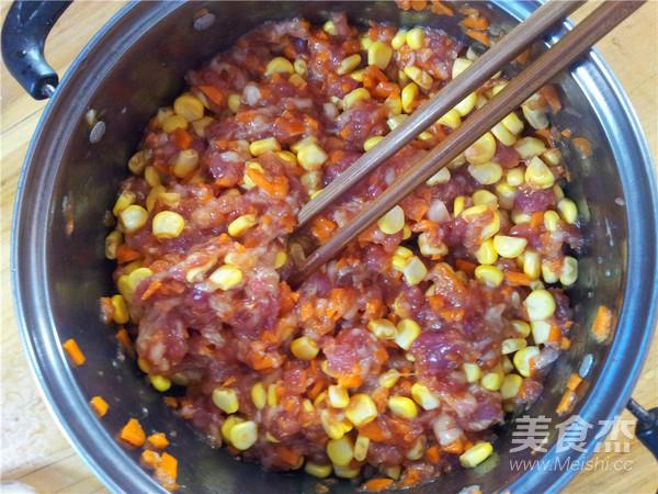 玉米饺子怎么吃