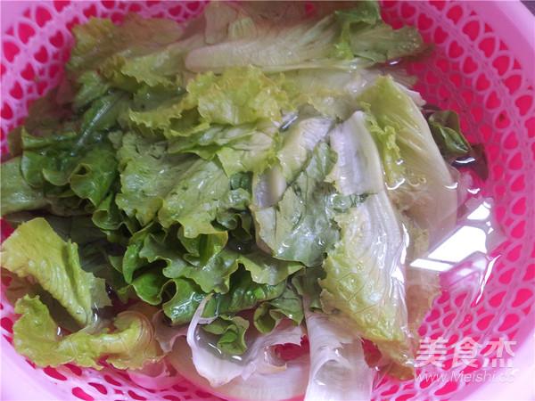 蚝油拌生菜的做法大全
