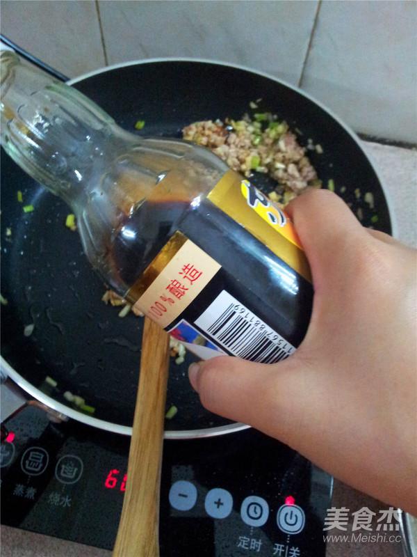 肉末豆腐怎么做