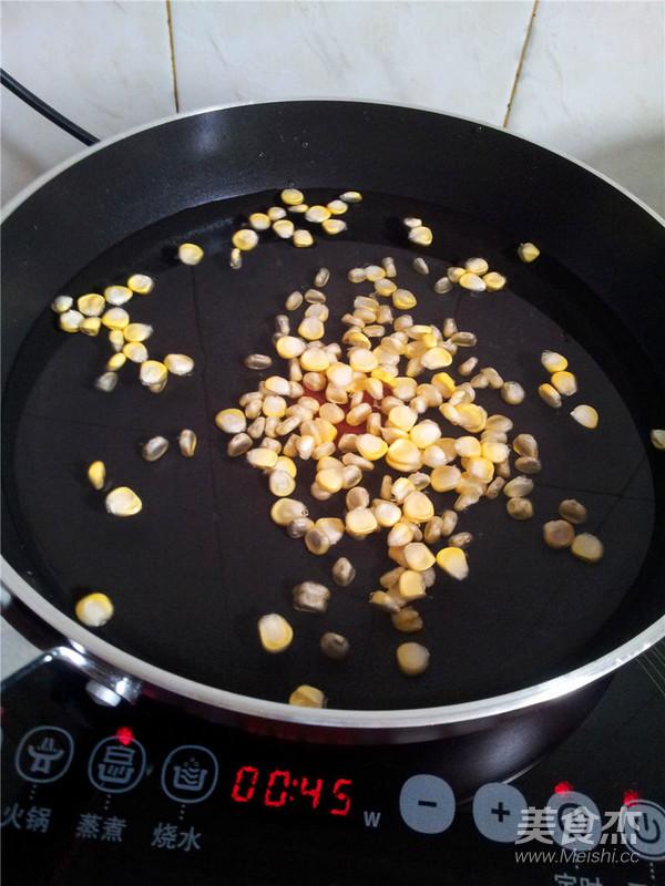 玉米烙的做法图解