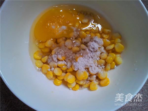 玉米烙的简单做法