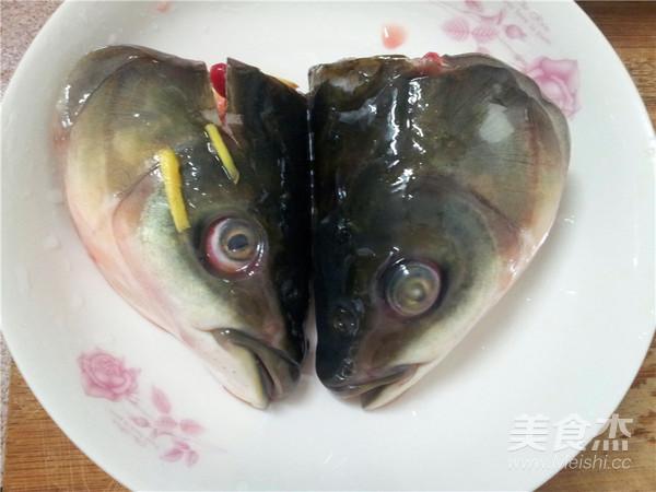 剁椒草鱼头的简单做法