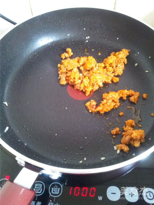 五香肉末茄子怎样做