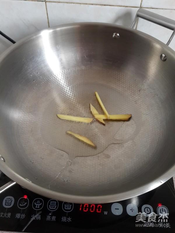 豆干炒肉的做法图解