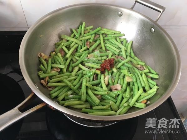 豇豆炒肉怎么煮