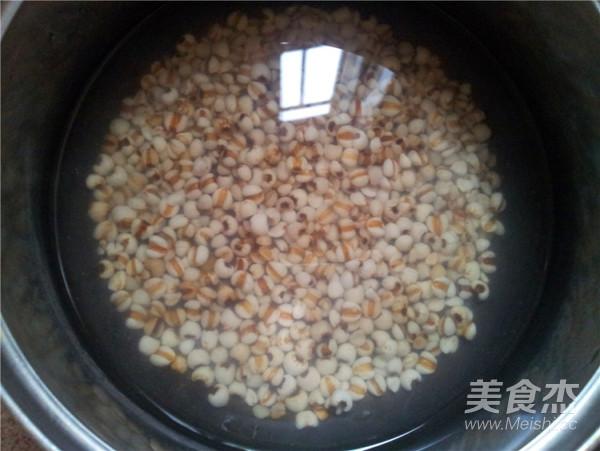 绿豆薏米粥的做法大全