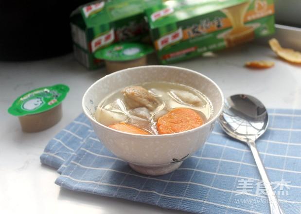 浓香猪骨汤怎么煮