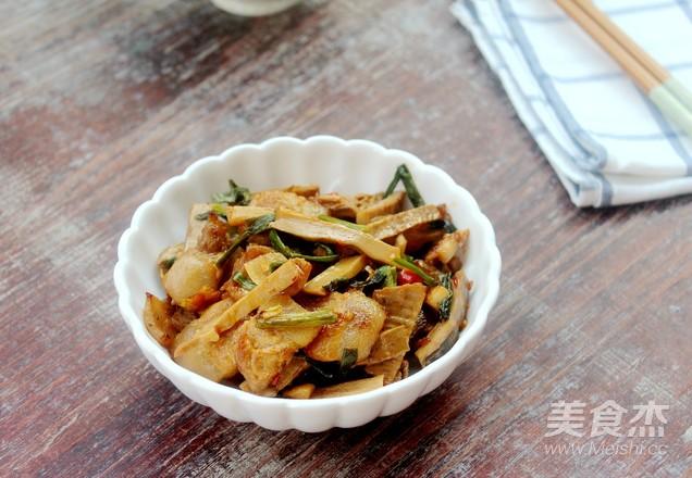 竹笋炒肉怎么煮