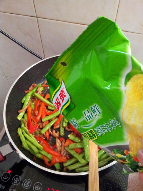 四季豆炒肉怎样煮