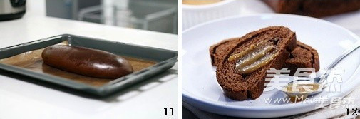 巧克力面包怎么做