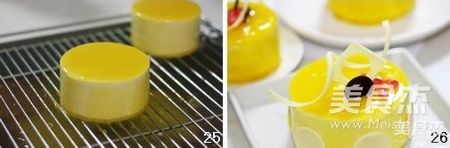 芒果奶酪慕斯蛋糕怎样炒