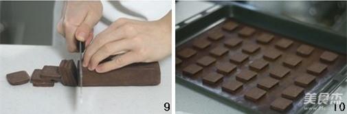 巧克力夹心饼干怎么吃