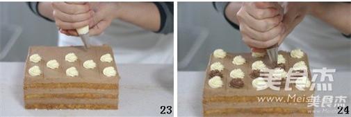 巧克力慕斯蛋糕怎样做
