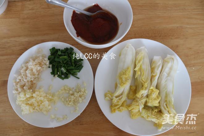 韩国泡菜怎么炒