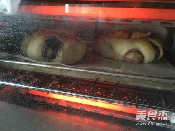 中种牛奶豆沙面包怎样做